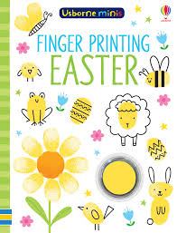 FINGERPRINTING EASTER mini