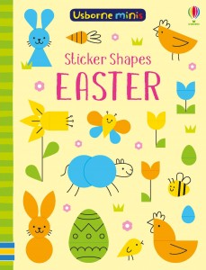SHAPES EASTER mini
