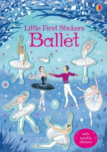 Little Sparkly  Ballet Sticker Book