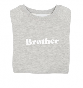 Bluza BROTHER grey marl Bob&Blossom