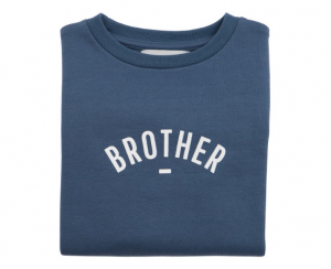 Bluza DENIM BLUE 'BROTHER' Bob&Blossom