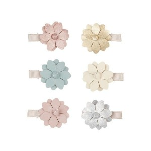 Spinki pastelowe BLOSSOM clips
