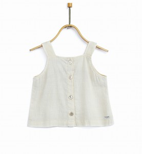 Top PRIS Antique White Donsje
