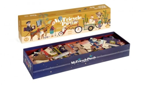Londji My Tricycle Puzzle