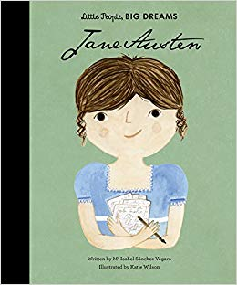 Jane Austen, Little People Big Dreams