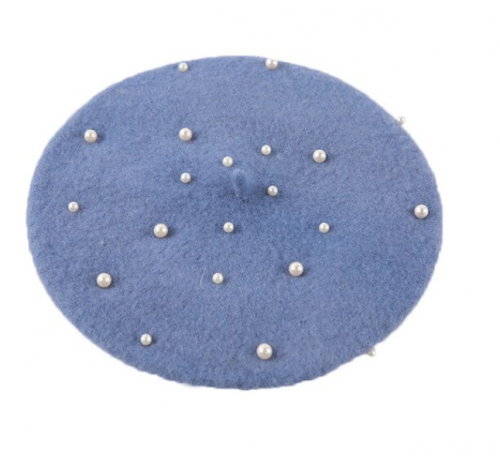Beret DUSTY BLUE
